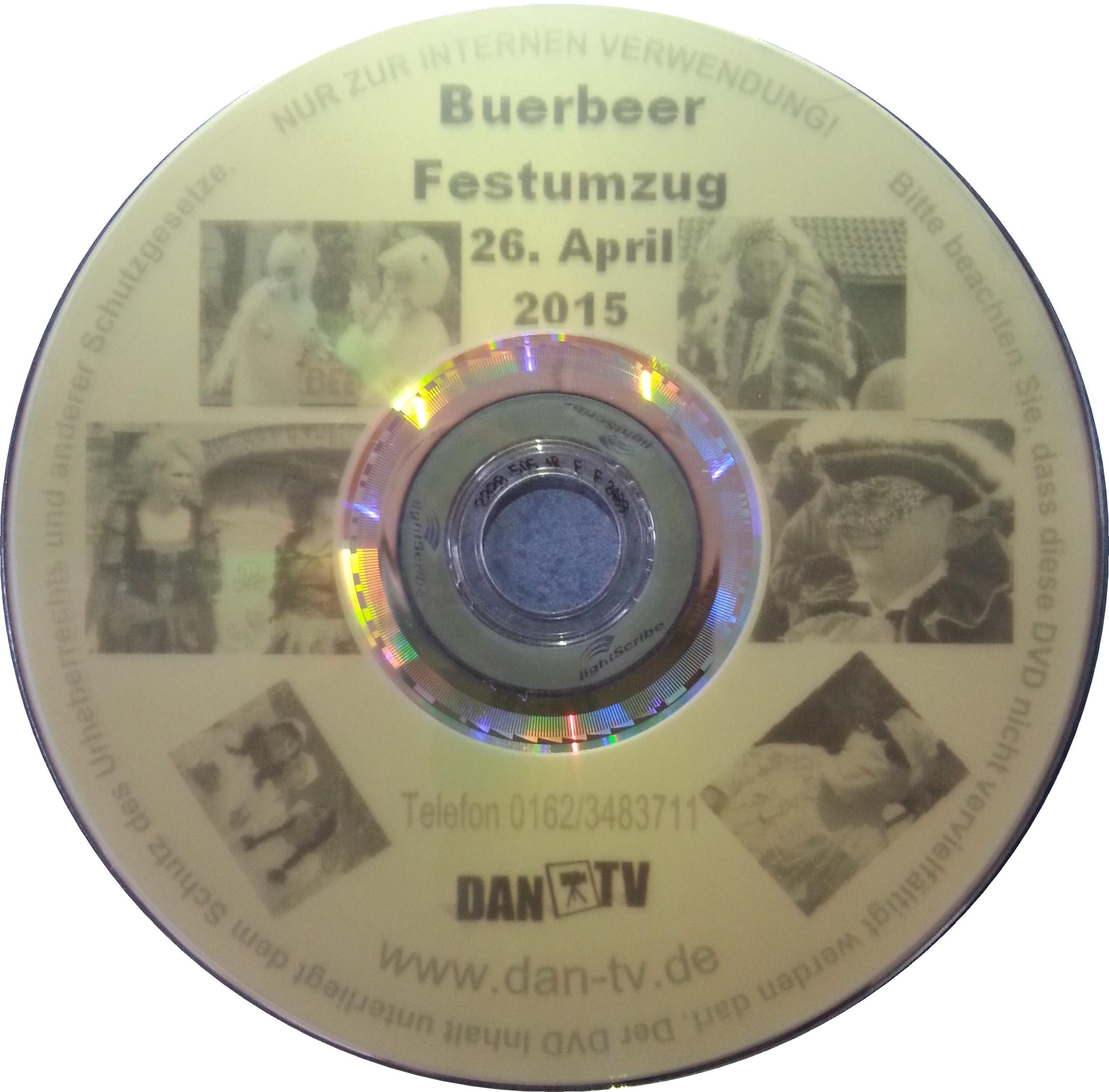 DVD Buerbeer